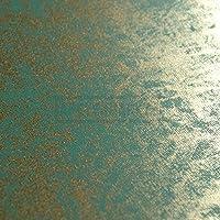 Elegant Tapete Grün Und Bronze Glänzend La Veneziana 2 U2013 53133 Brush Achthundert  Deko