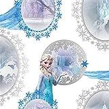 Graham & Brown PapierTapete Frozen Elsa Scene Kollektion Kids at Home, 70-542