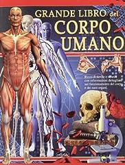 Idea Regalo - Grande libro del corpo umano