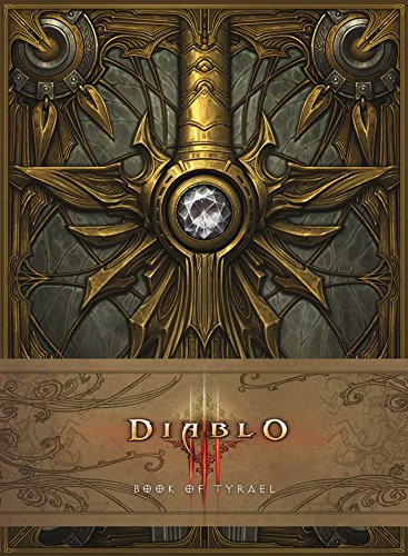 DIABLO III: BOOK OF TYRAEL por BLIZZARD ENTERTAINME