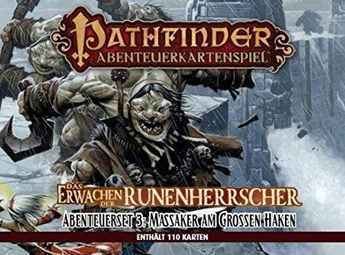 Pathfinder Abenteuerkartenspiel: Massaker am Großen Haken - Abenteuerdeck 3 - Das Erwachen der Runenherrscher