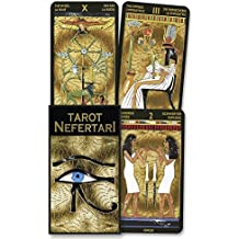 Nefertari's Tarots: 78 Cards with Instructions
