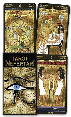 Tarot Nefertari por Lo Scarabeo