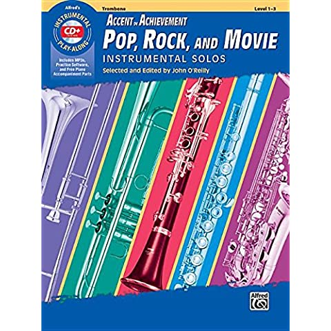 Aoa Pop, Rock, and Movie Instrumental Solos: Trombone