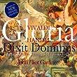 Vivaldi Gloria Handel Dixit Dominus by Decca (UMO)
