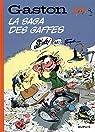 Gaston, tome 19 : La saga des gaffes par Franquin