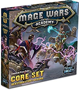 Mage Wars Academy - Board Game - English