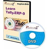 Tally.ERP 9 Video Tutorial DVD [CD-ROM]