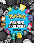 Pokemon - Pokedex à colorier