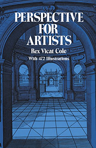 Perspective for Artists (Dover Art Instruction) por Rex Vicat Cole