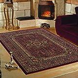 Carpet 1001 Classique Orientale Salon Tapis Marrakech 0207 Rouge - 300x400 cm