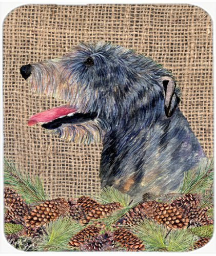 Caroline's Treasures SS4095MP Untersetzer für Maus/Hot Pad/Irish Wolfhound -