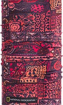 Buff High UV Lizenz Tube National Geographic Zaker Pink 2018 Halsbedeckung von Buff auf Outdoor Shop