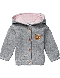 Noppies Baby-Mädchen Strickjacke G Cardigan Sweat Charlton