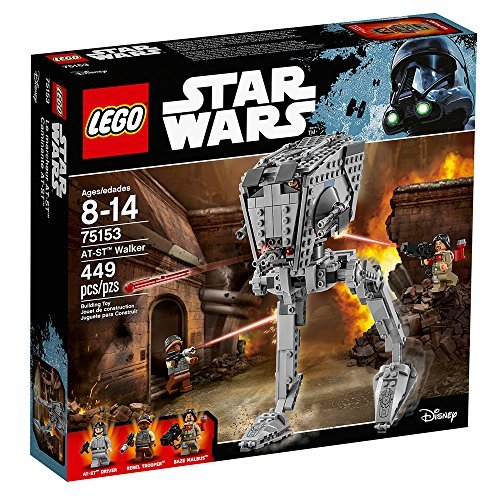 Lego Star Wars 75153 AT-ST Walker - Wars-at-spielzeug Star