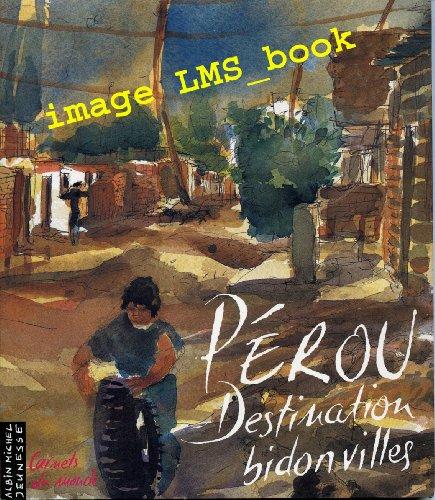 Pérou destination bidonvilles