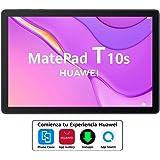 "HUAWEI MatePad T10s - Tablet de 10.1"" con pantalla FullHD (WiFi, RAM de 3GB, ROM de 64GB, procesador Kirin 710A, Altavoces cu"