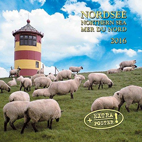 Northern Sea/Nordsee 2020: Kalender 2020 (Artwork Edition)