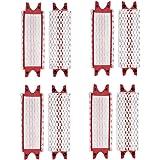 Kirmax Remplacement de Tampons de Vadrouille en Microfibre pour Vileda UltraMax Kit de Remplacement de Recharge de Vadrouille