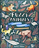 Fuzzy Animals: Touch and Feel Coloring in (Touch & Feel Coloring in)
