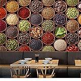 BHXINGMU Benutzerdefinierte 3D-Wandbilder Moderne Geerntete Getreide Tapeten Küche Wohnzimmer Hintergrund Wandbilder Wohnkultur Wandmalereien 240Cm(H)×330Cm(W)