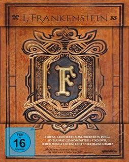 I, Frankenstein - Mediabook [3D Blu-ray] [Limited Edition]
