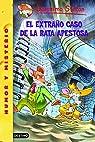 El extraño caso de la rata apestosa: Geronimo Stilton 22 ¡Con un manual para aprender a reciclar! par Stilton