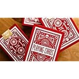 Red Wheel Playing Cards by Art of Play - Trick by Dan & Dave Buck