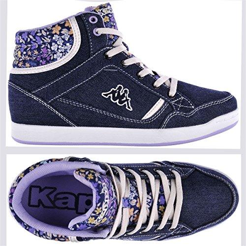 Sneakers - Userte 6 Dk Navy-Violet