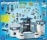 PLAYMOBIL 6872 - Polizei-Kommandozentrale mit Gefängnis -