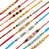 #7: Ascension ® Rakhi Raksha Bandhan Gift Band Moli Bracelet Wristbands