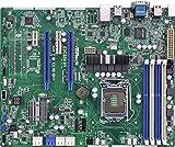 Asrock e3C224-V + Server/Workstation Mainboard (Sockel 1150, Intel C224, DDR3, S-ATA 600, ATX)