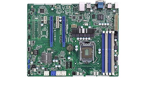 Driver for ASRock E3C224 Intel LAN