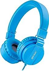 ONTA® gorsun Kopfhörer Kinder Faltbarer Leichte Headsets für Kinder On Ear Audio Kopfhörer für Kinder Handys Smartphones iPhone Laptop Computer mp3 / 4 Kinder Kopfhörer