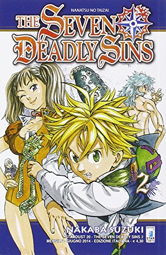 The seven deadly sins: 2