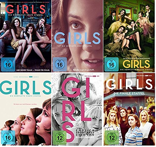 Girls - Staffel 1-6