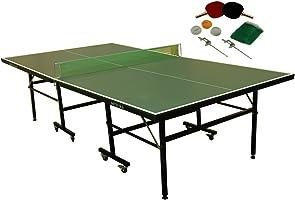 Mitsuka PLAY-G2 Yeşil Masa Tenis Masası - Mitsuka Masa Tenis Seti Hediye