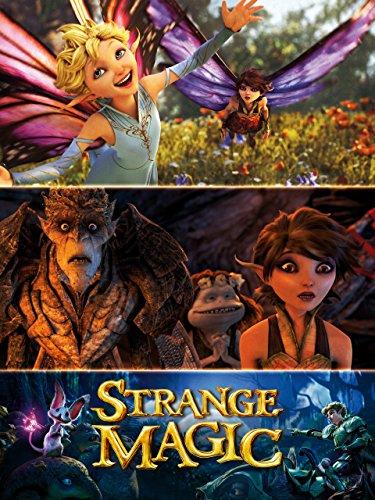 Strange Magic Film