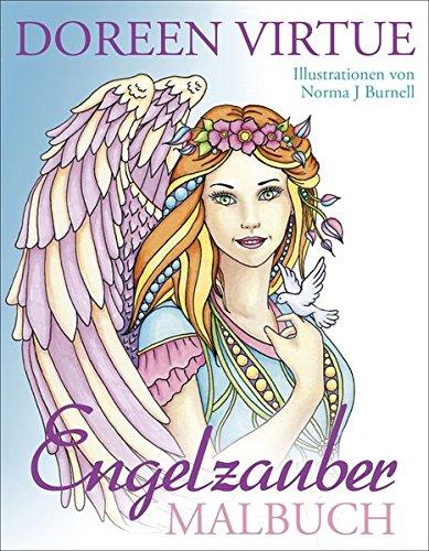 Engelzauber Malbuch -