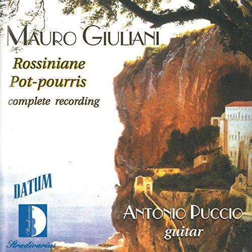 Giuliani: Rossiniane & Potpourris