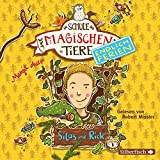 Silas und Rick: 2 CDs (Die Schule der magischen Tiere. Endlich Ferien, Band 2)