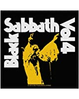 BLACK SABBATH - Vol. 4 - Patch / Aufnäher