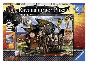 Dragons - Puzzles 100 Piezas XXL (Ravensburger 10549 6)