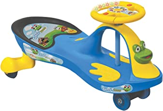 TOYZONE Deluxe Free Wheel Magic Car