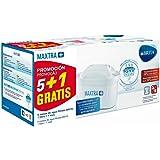 Pack 5+1 de cartouche filtrante Maxtra Brita