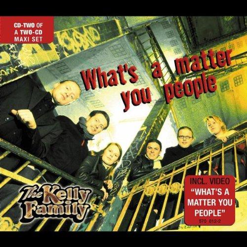 Preisvergleich Produktbild What's a Matter You People [CD2]