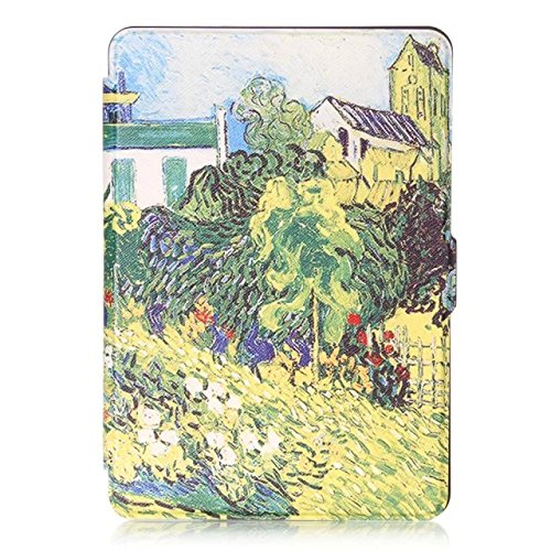 ProElite Designer Smart Flip Case Cover for Amazon Kindle 6\