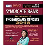 Syndicate Bank Probationary Officers Exam Books