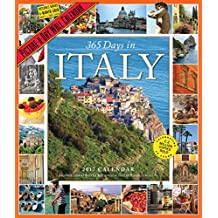 365 Days in Italy Picture-a-Day 2017 Calendar