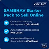 Amazon Digital Suite – Vinculum Starter Pack: OMS, Automated Catalog Listing & Payment Reconciliation (Exclusive Benefits)
